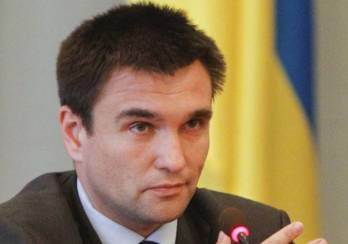 Klimkin calls 'spy hysteria' in Belarus 'total stupidity'