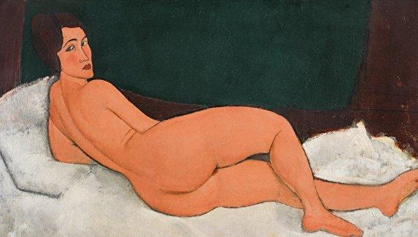 Аукцион Sothebys продал картину Модильяни за рекордную сумму