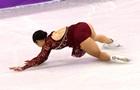 Самые яркие падения на Олимпиаде-2018