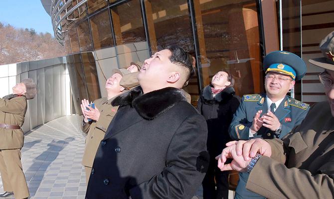Против КНДР ввели новые санкции