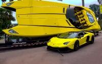 Два по цене одного: США продают Lamborghini и скоростной катер одновременно