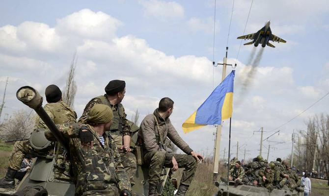 Три населенных пункта на Донбассе убрали из перечня неподконтрольных