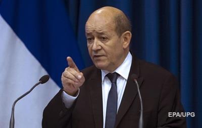 МЗС Франції: Росія - країна-агресор