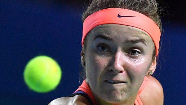 Свитолина проиграла Гергес и покидает турнир в Цинциннати
