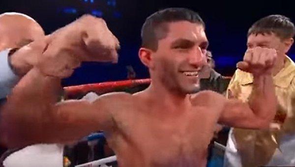 Украинский боксер завоевал титул чемпиона мира