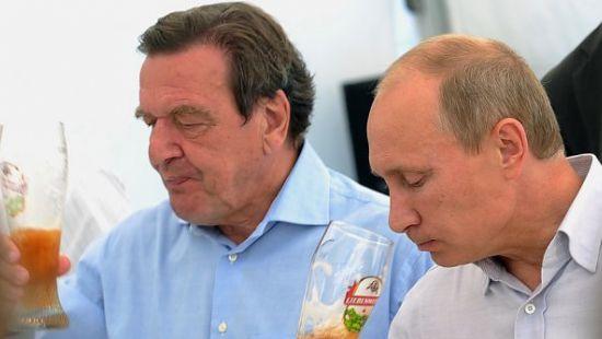 Экс-канцлер Германии может стать директором «Роснефти»