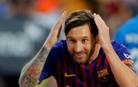 Месси получил приз лучшему игроку чемпионата Испании (видео)