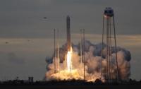 NASA запустили украинскую ракету Antares