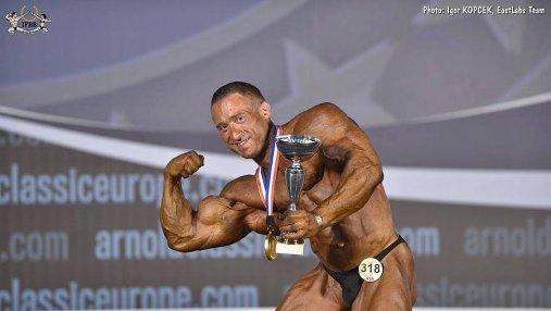 Чемпіон Arnold Classic Олег Кривий: Виріс у селі, зі спорту знав лише футбол