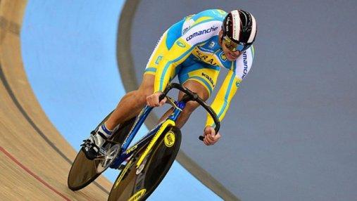 Украинец завоевал серебро на Чемпионате мира по велоспорту