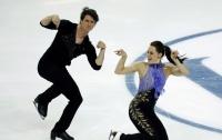 Канадская танцевальная пара установила новый мировой рекорд на Играх