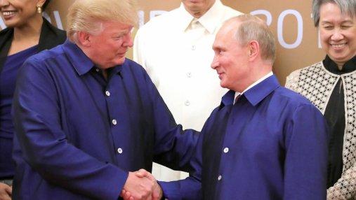 Надежда Трампа на большую сделку с Путиным – это иллюзия, – экс-посол США