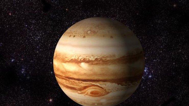 Большое красное пятно на Юпитере оказалось 300 км в глубину (видео)