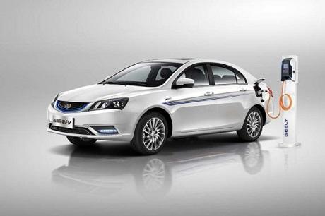 В Китае продажи электромобилей выросли почти на 50 процентов