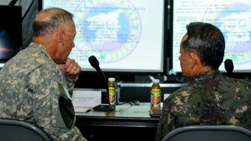 США прекратили военные учения с Южной Кореей