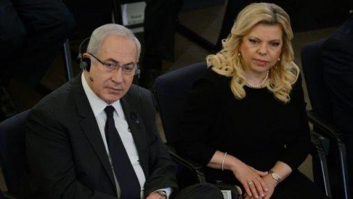 Жену премьера Израиля обвинили в растрате государственных средств: кругленькая сумма ушла на еду