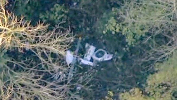 В небе над Британией столкнулись самолет и вертолет, есть жертвы