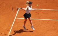 Свитолина показала блестящую игру в финале WTA (видео)
