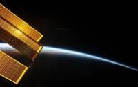 NASA опубликовало снимок рассвета с борта МКС