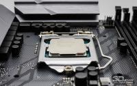 За рубежом начали продавать новые CPU Intel семейства Coffee Lake-S