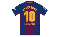 Футболисты Барселоны наденут футболки с надписью в память о жертвах теракта