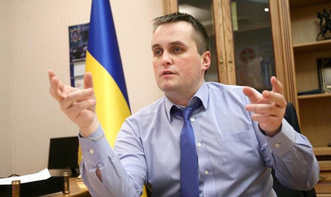 Холодницкого уже два года охраняет госохрана, выделенная Порошенко
