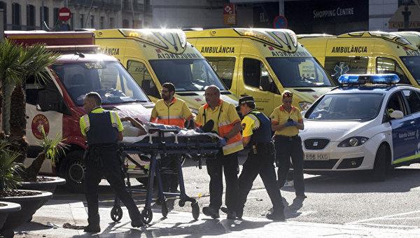 Теракт в в Испании. Барселона, Реал и Роналду выразили соболезнования