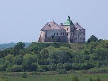Наибольшую недостачу обнаружили в Олесском замке