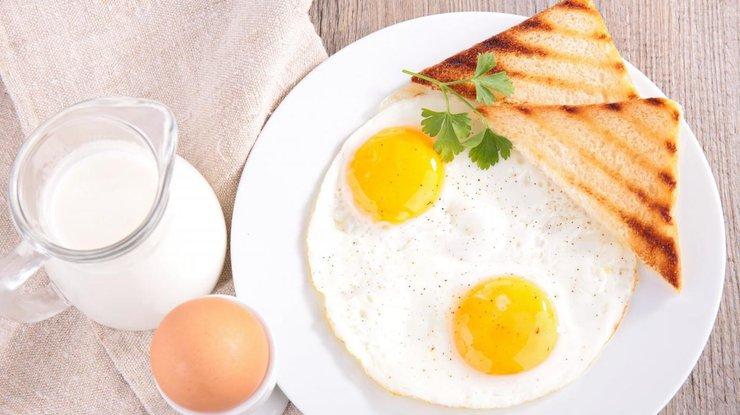 Правильное питание: 10 причин употреблять яйца на завтрак