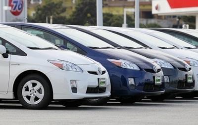 В Украине продажи подержанных авто выросли в два раза