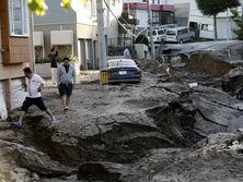В результате подземных толчков 6 сентября на острове Хоккайдо погибло более 40 человек