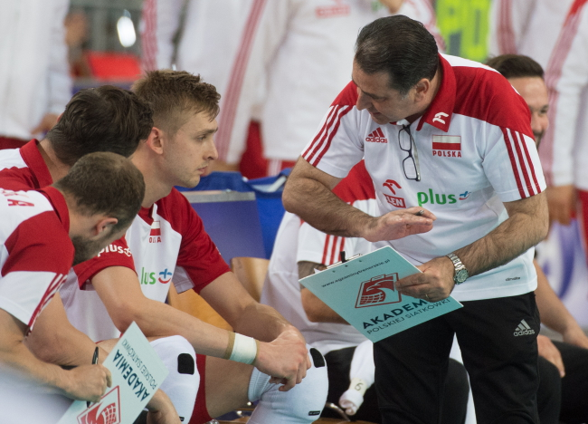 Volleyball: Poland loses to US, out of Final Six