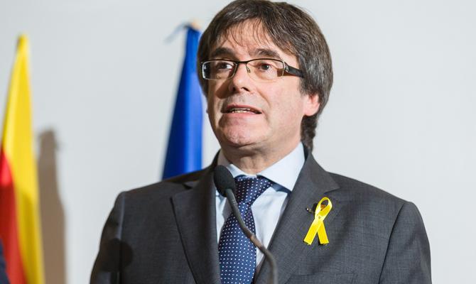Германия может экстрадировать бывшего лидера Каталонии в Испанию
