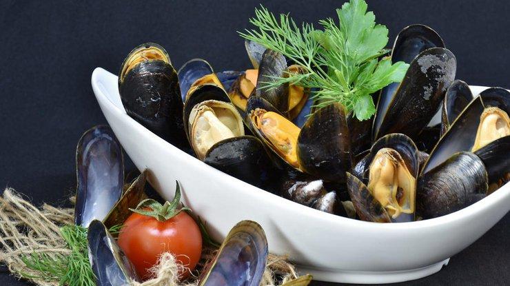 Какие морепродукты опасны для здоровья
