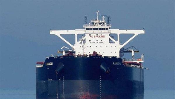 Из одесского порта в Китай отправился рекордный груз руды