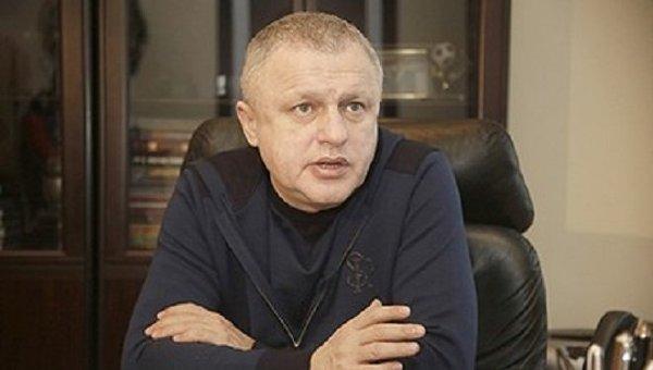 Суркис прокомментировал конфликт Хачериди с главным тренером Динамо