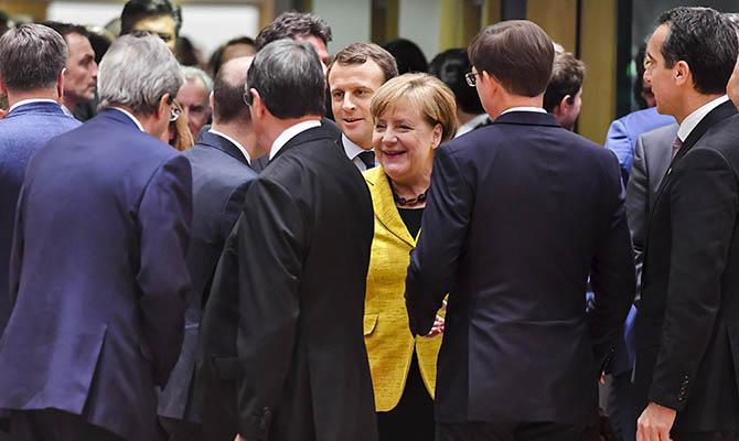 Лидеры ЕС намерены продлить экономические санкции против РФ, - Reuters