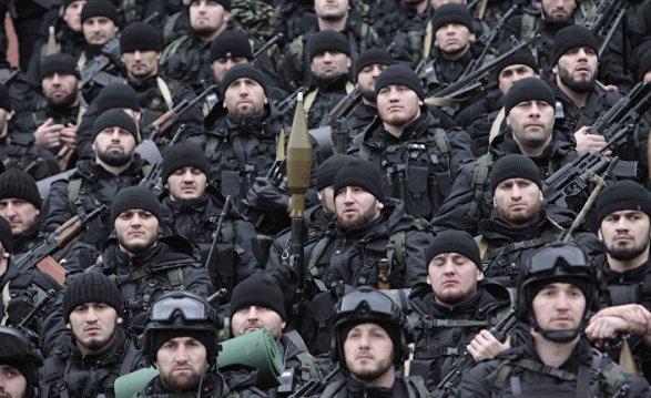 Кадыров хочет направить новых бойцов в Сирию