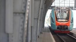 Стало известно, когда начнет курсировать поезд Киев-Вена