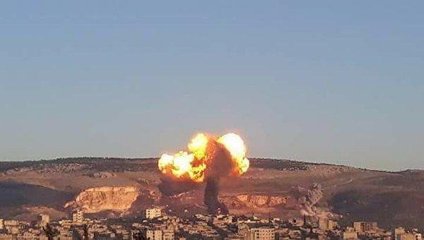 На границе с Сирией погиб турецкий военный