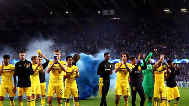Лига чемпионов УЕФА 2018/2019: результаты всех матчей