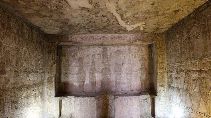 В Египте обнаружили древнее кладбище детей