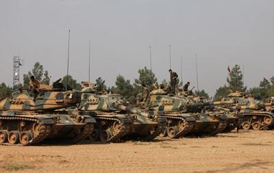 Турция объяснила военную операцию в Сирии