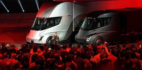 Электрический грузовик Tesla окупится за 1,5 года, - DHL