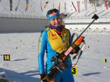Массовый старт в женском биатлоне не принес Украине медалей на Олимпиаде-2018