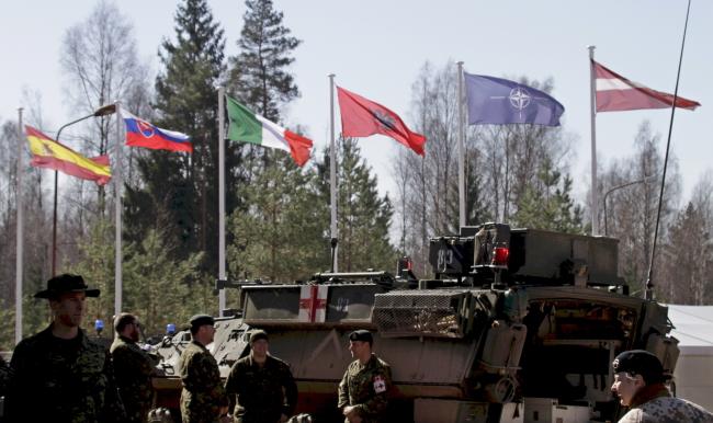 Штаб-квартира командования новой дивизии НАТО будет размещаться в Латвии