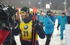 Мартен Фуркад выиграл спринт на финальном этапе Кубка мира по биатлону
