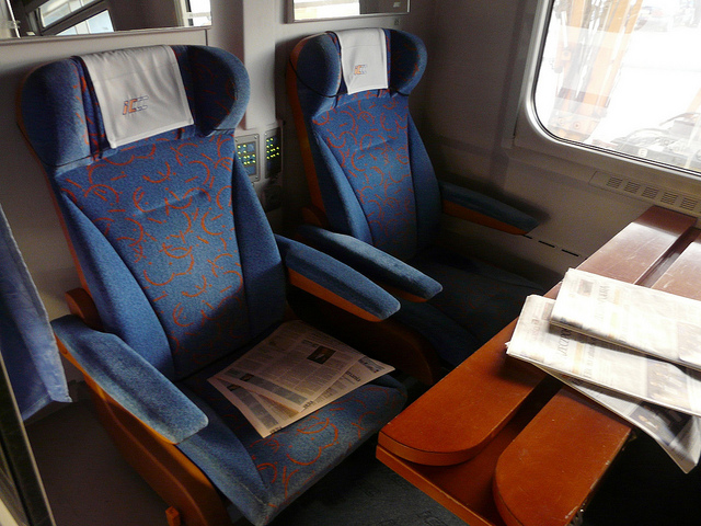 У потязі Перемишль-Київ знайдено гранату