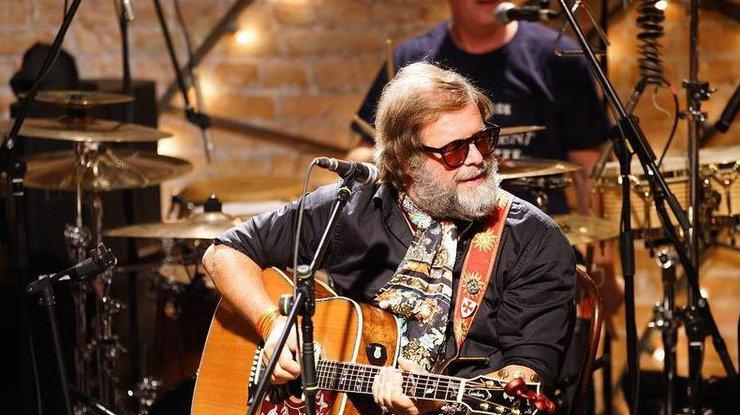 Легендарный российский музыкант отменил тур по Украине
