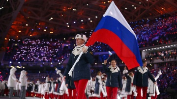 МОК запретил россиянам использовать национальную символику во время Олимпиады